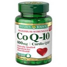 CoEnzyme Q10 400mg 30정(심장 고혈압)